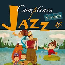 Comptines version jazz : les plus belles comptines traditionnelles version jazz manouche / illustrations Gaëlle Picard | Picard, Gaëlle. Illustrateur