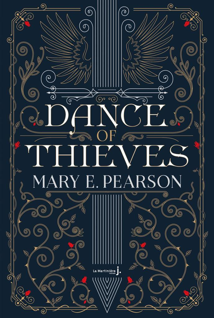 Dance of thieves / Mary E. Pearson |