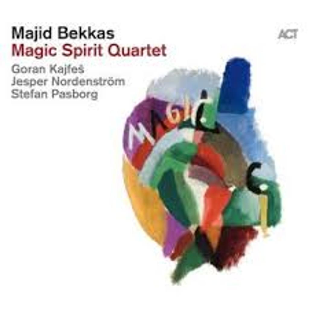 Magic Spirit Quartet / Majid Bekkas  