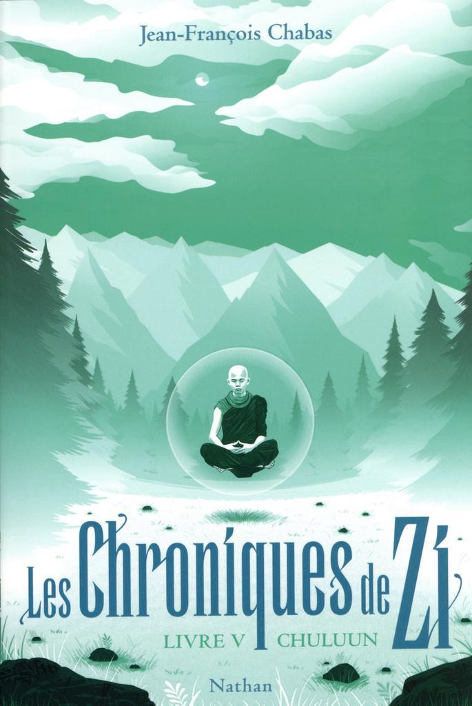 Chuluun = Les chroniques de Zi : livre 5 / Jean-François Chabas |